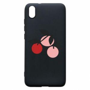 Etui na Xiaomi Redmi 7A Apples on a branch