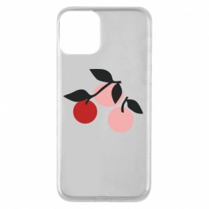Etui na iPhone 11 Apples on a branch