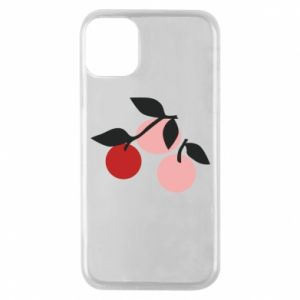 Etui na iPhone 11 Pro Apples on a branch