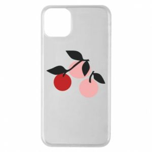 Etui na iPhone 11 Pro Max Apples on a branch