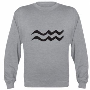 Sweatshirt Aquarius constellation - PrintSalon
