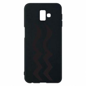 Phone case for Samsung J6 Plus 2018 Aquarius constellation - PrintSalon