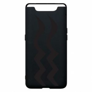 Phone case for Samsung A80 Aquarius constellation - PrintSalon