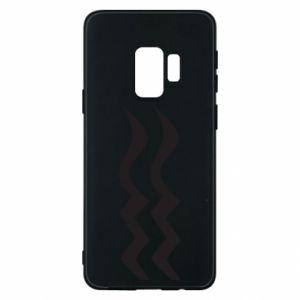 Phone case for Samsung S9 Aquarius constellation - PrintSalon