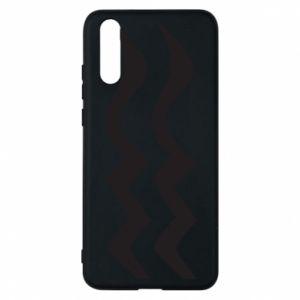 Phone case for Huawei P20 Aquarius constellation - PrintSalon