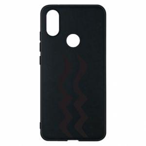 Phone case for Xiaomi Mi A2 Aquarius constellation - PrintSalon