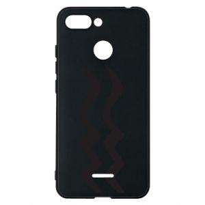Phone case for Xiaomi Redmi 6 Aquarius constellation - PrintSalon
