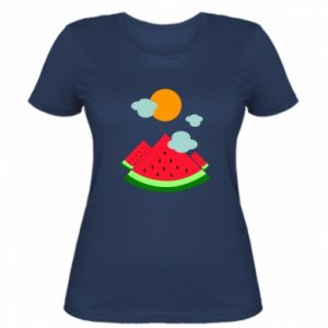 Women's t-shirt Watermelon