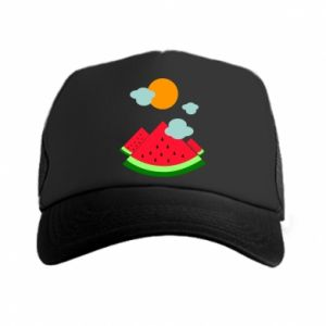 Trucker hat Watermelon