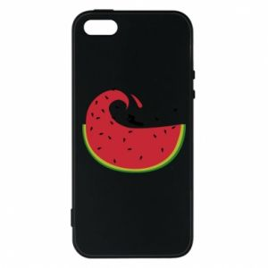 Etui na iPhone 5/5S/SE Arbuz