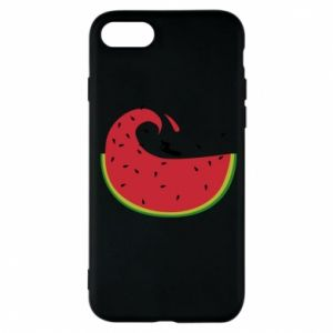 Etui na iPhone 7 Arbuz - PrintSalon
