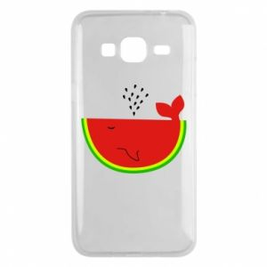 Samsung J3 2016 Case Watermelon