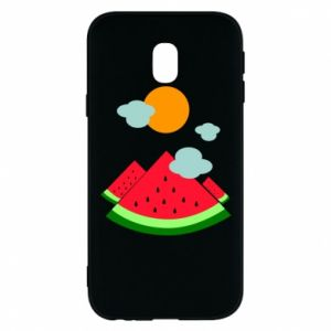 Phone case for Samsung J3 2017 Watermelon