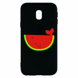 Samsung J3 2017 Case Watermelon