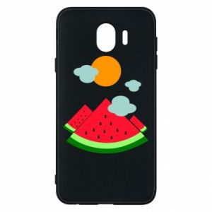 Phone case for Samsung J4 Watermelon