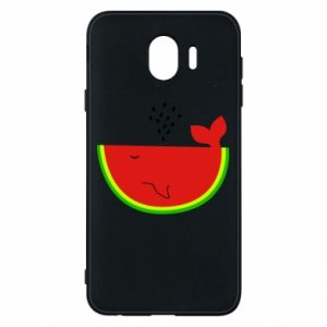 Samsung J4 Case Watermelon