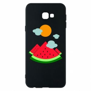 Phone case for Samsung J4 Plus 2018 Watermelon