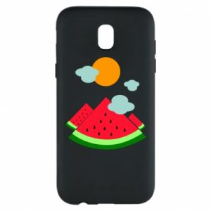 Phone case for Samsung J5 2017 Watermelon