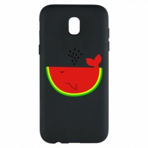 Samsung J5 2017 Case Watermelon