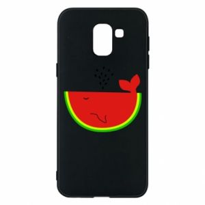 Samsung J6 Case Watermelon