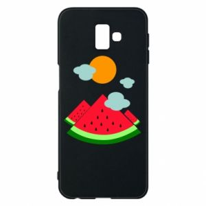 Phone case for Samsung J6 Plus 2018 Watermelon