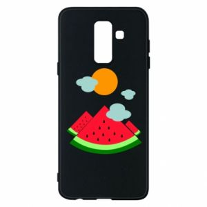 Phone case for Samsung A6+ 2018 Watermelon