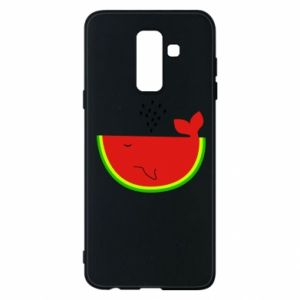 Samsung A6+ 2018 Case Watermelon