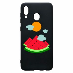 Phone case for Samsung A20 Watermelon