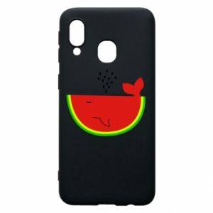Samsung A40 Case Watermelon