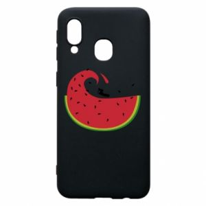 Phone case for Samsung A40 Watermelon