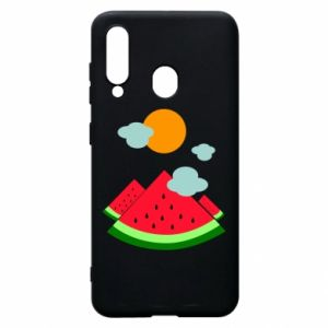 Phone case for Samsung A60 Watermelon