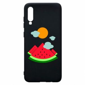 Phone case for Samsung A70 Watermelon