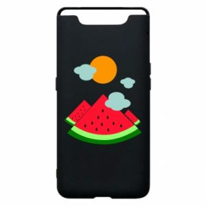 Phone case for Samsung A80 Watermelon
