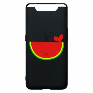 Samsung A80 Case Watermelon