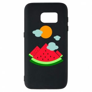 Phone case for Samsung S7 Watermelon