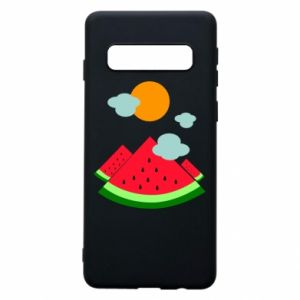 Phone case for Samsung S10 Watermelon