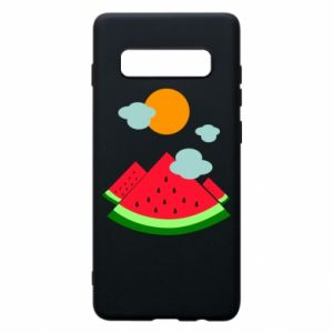 Phone case for Samsung S10+ Watermelon