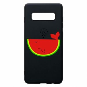 Samsung S10+ Case Watermelon
