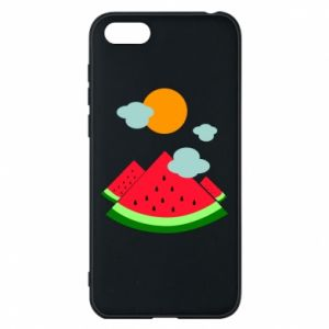 Phone case for Huawei Y5 2018 Watermelon