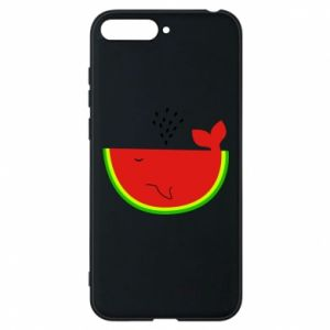 Huawei Y6 2018 Case Watermelon