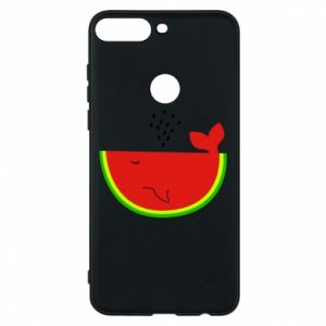 Huawei Y7 Prime 2018 Case Watermelon