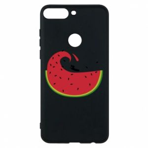 Phone case for Huawei Y7 Prime 2018 Watermelon
