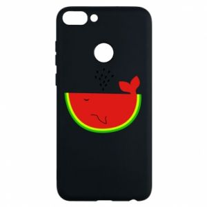 Phone case for Huawei P Smart Watermelon