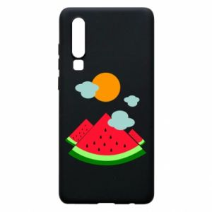 Phone case for Huawei P30 Watermelon