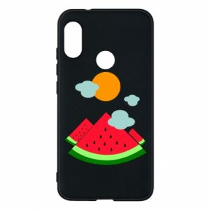 Phone case for Mi A2 Lite Watermelon