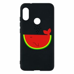 Mi A2 Lite Case Watermelon