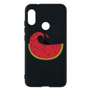 Mi A2 Lite Case Watermelon