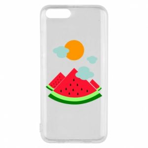 Phone case for Xiaomi Mi6 Watermelon