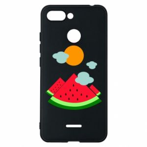 Phone case for Xiaomi Redmi 6 Watermelon