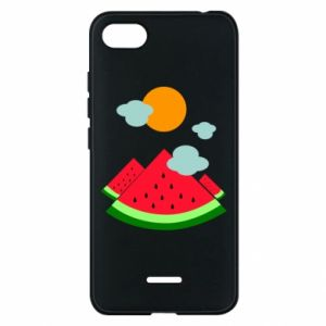 Phone case for Xiaomi Redmi 6A Watermelon